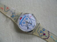1995 Swatch Watch Flowers designed by Lindsay Kemp