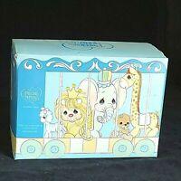 Precious Moments Lion Figurine Age 5 Animal Train 142025 New in Opened Box