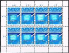 Oostenrijk 1988 vel 1936 Oostenrijkse export - hologram Cat waarde € 18