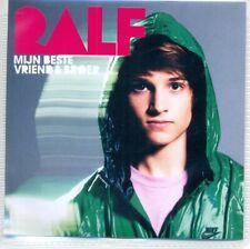 RALF MACKENBACH - Mijn beste vriend & broer 1TR DUTCH ACETATE PROMO CD 2010