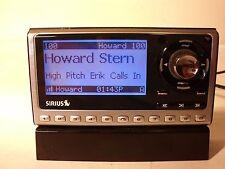 Sirius Sportster 4 Satellite Radio with LIFETIME subscription & vehicle kit
