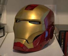 Iron man helmet cosplay DIY* 3-D paper model kit