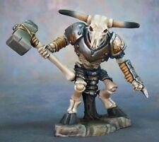 Dark Heaven Legends Reaper 03820 Skeletal Minotaur unpainted