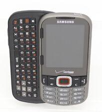 Samsung Intensity III SCH-U485 - Steel Gray (Verizon) Cellular Phone