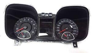 2013 Chevrolet Malibu Instrument Panel Gage Cluster Speedometer 22932762