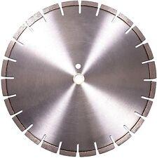 "20"" Walk Behind Saw up->35HP Diamond Saw Blade HARD CONCRETE STONE ROADWAY-BEST"