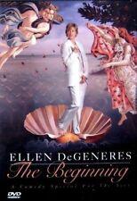Ellen DeGeneres: The Beginning (DVD, 2001) Ellen Degeneres WORLD SHIP AVAIL