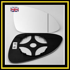 Right Driver Side Wing Mirror Glass Heated Aspheric Vauxhall Insignia 2008-2016