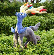Pokemon Xerneas Plush Animal Soft Toy Stuffed Figure Pokedoll Collectible New