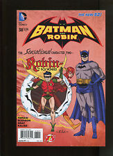 BATMAN AND ROBIN #38 (9.2 OR BETTER) VARIANT!
