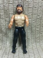 Vintage Dragon Force Ninja Action Figure Black Pants Chuck Norris Lanard 1985