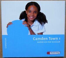 Camden Town 1 - Audio-CD für Schüler Gymnasium - CD