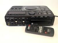 SUPERSCOPE PSD300/N1B Performing Arts CD Recording System - Pre-owned Unused
