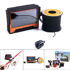 "30m 4.3"" Professional Fish Finder Underwater Fishing Video Camera Cam HD Monitor"