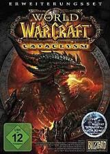 WORLD OF WARCRAFT Addon Cataclysm * DEUTSCH Neuwertig