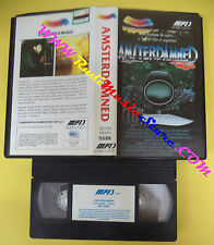 VHS film AMSTERDAMNED 1988 Hubb Stapel Dick Maas VIDEO INSIEME 080001(F98)no dvd