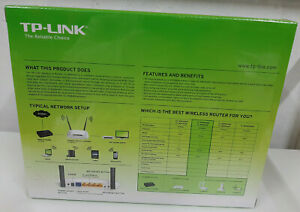 TP-LINK TL-WR841N 300Mbps WIFI Wireless N Router WDS
