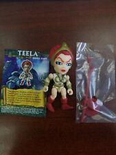 Loyal subjects MOTU Masters of the universe target Teela rare 1/48