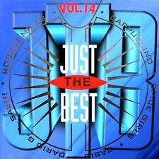 Just The Best 14 2CD:AQUA,RLC,MOBY,WESTBAM,BLAZE,JAY Z,SALT N PEPA,DOLPHINS MIND