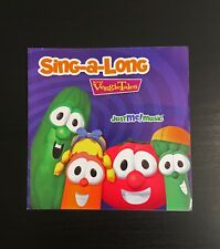 Veggie Tales Sing Along Personalized Album MP3 Digital Download - NAME 30+ X's