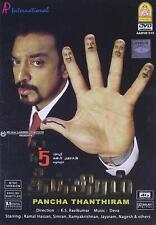 PANCHA THANTHIRAM (KAMAL HASSAN, SIMRAN) ~ TAMIL INDIAN MOVIE DVD