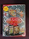 9 Games Simulation Game Pack Pc Dvd Games Windows Xp Computer Games Sim Pack