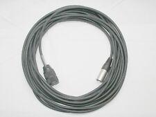 Tuchel Mikrofonkabel Großtuchel - XLR 10m für MD421 MD441 u. a.