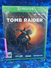 Shadow of the Tomb Raider (Xbox One, 2018) New Sealed