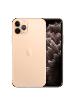 Apple iPhone 11 Pro Gold 256GB Model A2160 MWCP2LL/A Open box