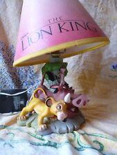 Lampe de chevet Collection Disney Le Roi LIon THe Lion King Bedside lamp