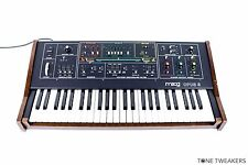 MOOG OPUS 3 Vintage Analog Synthesizer METICULOUSLY OVERHAULED synth string