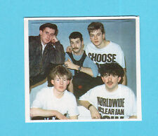 Frankie Goes to Hollywood Chart Toppers Pop Rock Music Sticker
