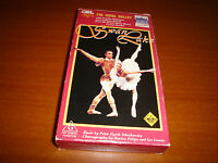 THE ROYAL BALLET SWAN LAKE - NATALIA MAKAROVA, ANTHONY DOWELL- VIDEO  VHS