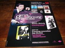 SERGE GAINSBOURG - PUBLICITE MORCEAUX CHOISIS !!!!!!!!!