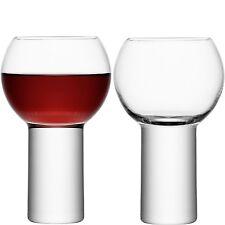 LSA Boris Gobelet De Vin - Transparent - Paire