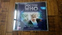Doctor Who ~ Big Finish Audio Drama CD ~ Vengeance of the Stones