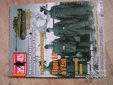 $$u Revue Heimdal 39/45 N°270 Tiger Cologne  Dunkerque Strasbourg  Enigma
