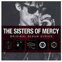 Sisters Of Mercy - Original Album Series (NEW 5CD)