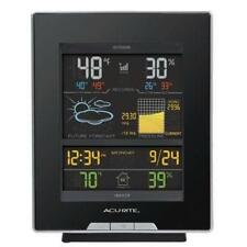 Acurite Color Weather Station - 330 Ft - Desktop, Wall Mountable (02008a1)