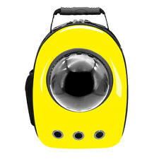 Pet Dog Cat Carrier Bag Backpack Astronaut Space Capsule Puppy Travel Crate Cage