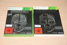 Dishonored -- Spiel des Jahres Edition (Microsoft Xbox 360, 2013, DVD-Box)