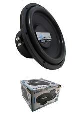 "BXW-124 2400 Watt 12"" Subwoofer 4+4 Ohm DVC Pro Car Audio Bass"