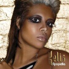 """Kelis """"acappela"""" CD 2 track single NEUF"""