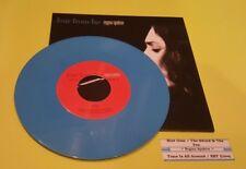 "Regina Spektor Four From Far RSD Blue Vinyl 7"" EP Eet Riot Gear - Jeff Lynne"