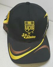 UPS 88 Chase Authentic Nascar Robert Yates Racing Cap Hat Brown Adjustable