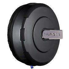 "32"" Hummer H3 Xtreme Tire Cover - Color Matched - Carbon Flash"