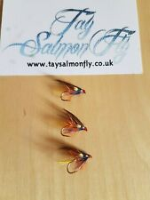 18 x deershuckers Fishing Flies emergers Emerger Truites Mouches mixte 10//12
