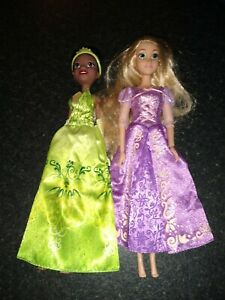 Disney Princess Dolls Bundle
