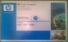 C9721A - Toner Cyan pour HP Laserjet 4600 4610 4650