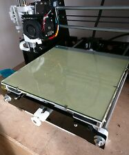 220mm x 220mm x 3mm 3D Printer Glass Bed Anet A8, Reprap, Prusa i3 and Others